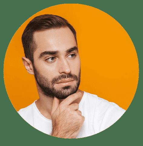 Enhance skin brightness serum for men